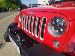 Gitrax Jeep Wrangler