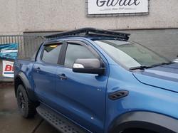 Ford Ranger Raptor Gitrax