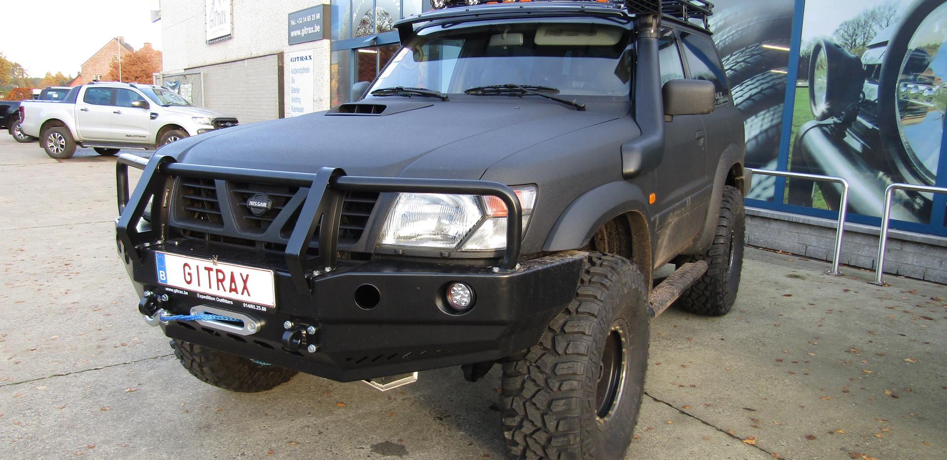 Nissan Patrol Black Edition