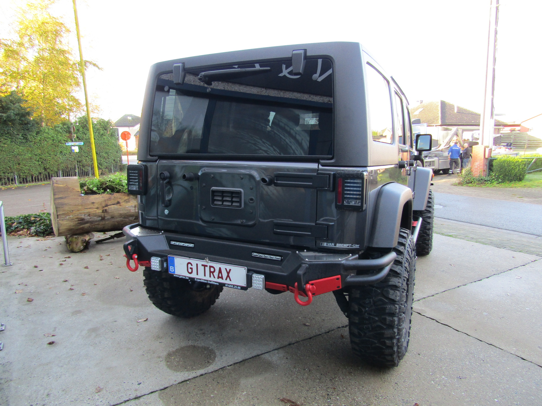 Jeep Gitrax