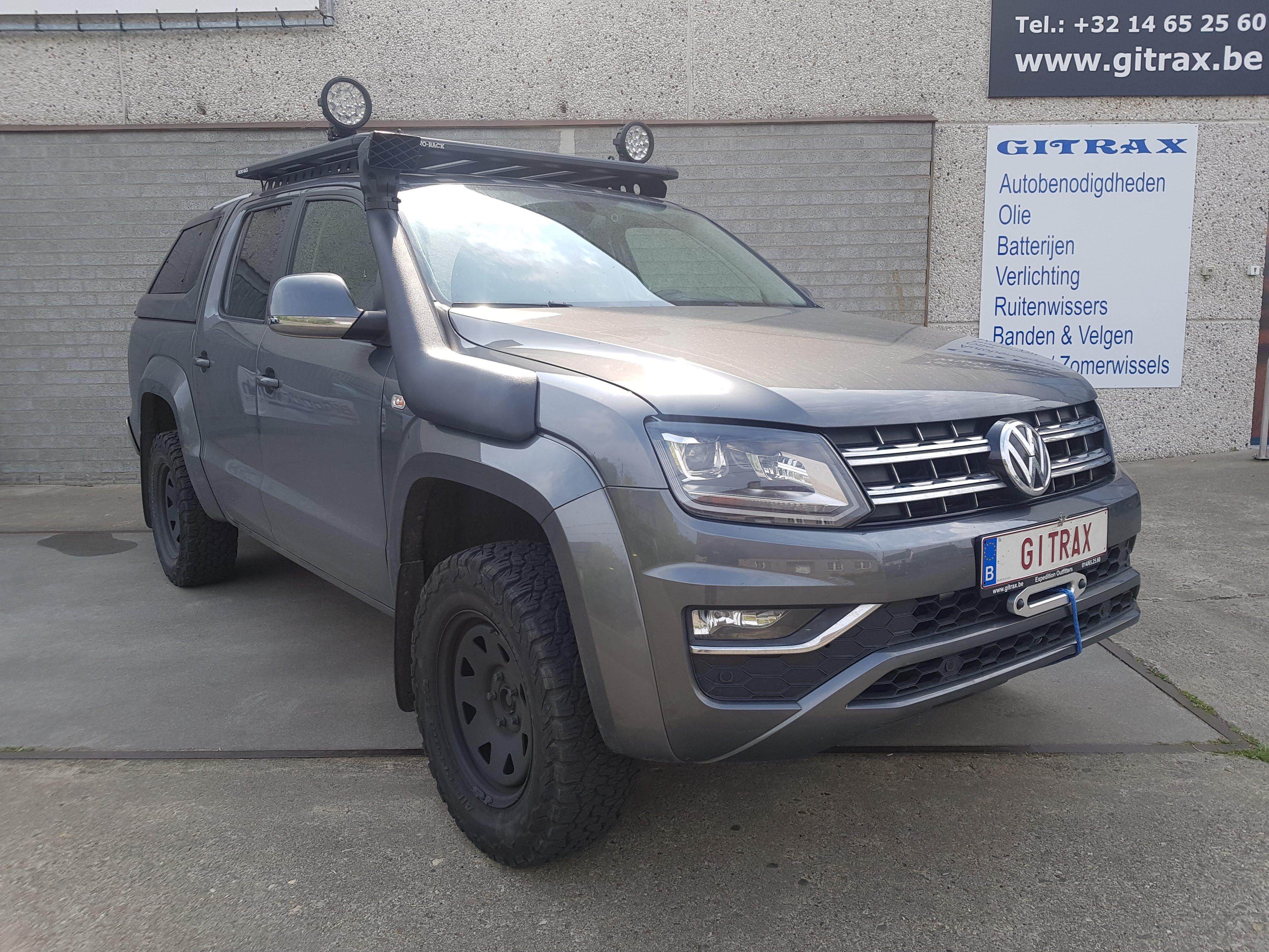 VW Amarok Gitrax