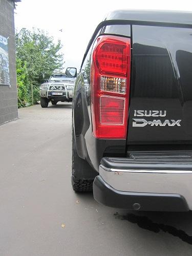 Isuzu D-Max Gitrax