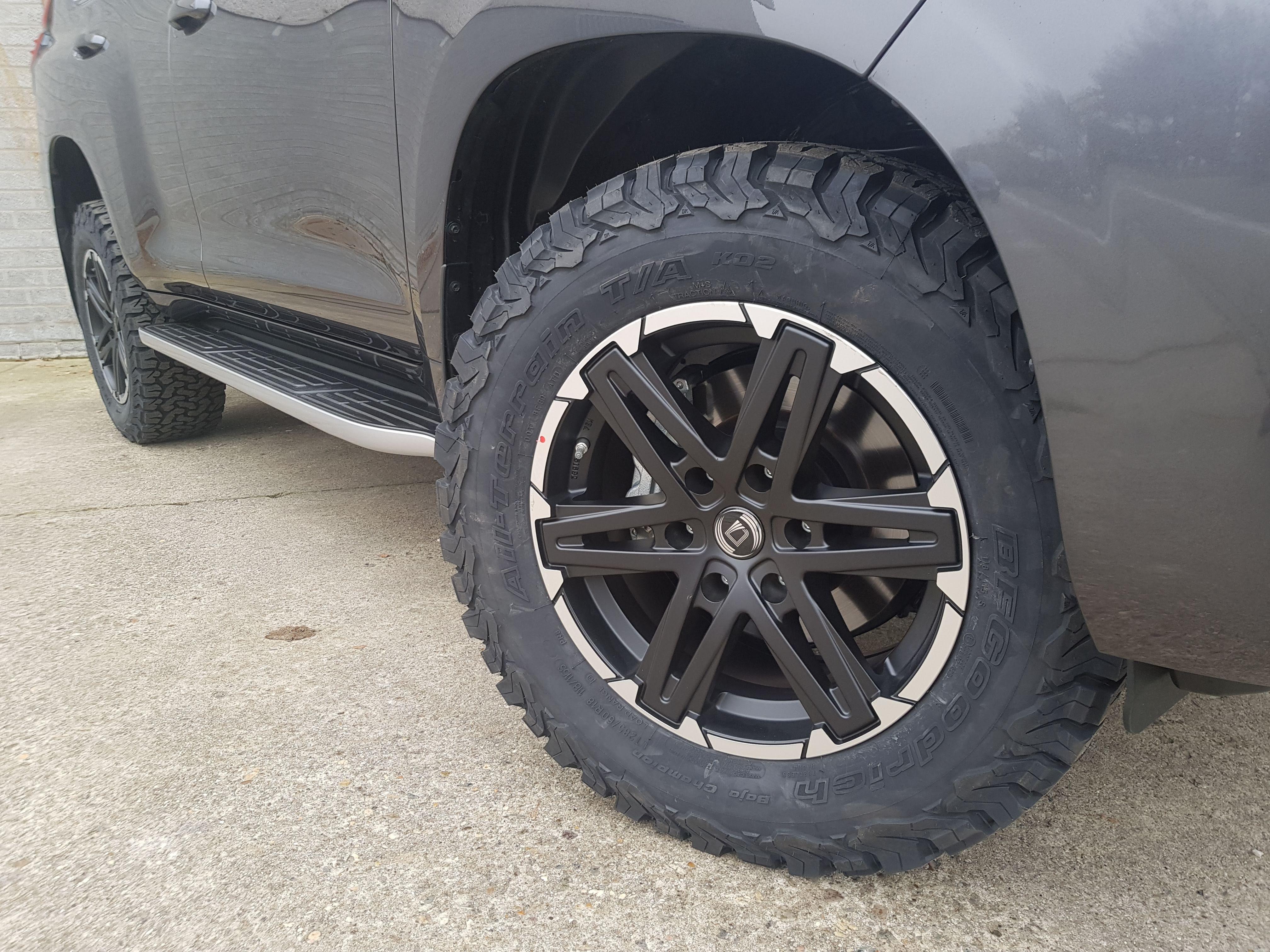 Toyota LC