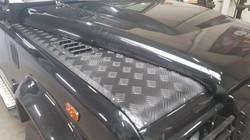 Land Rover Defender Gitrax