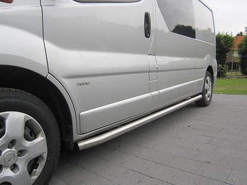 Opel Vivaro Gitrax