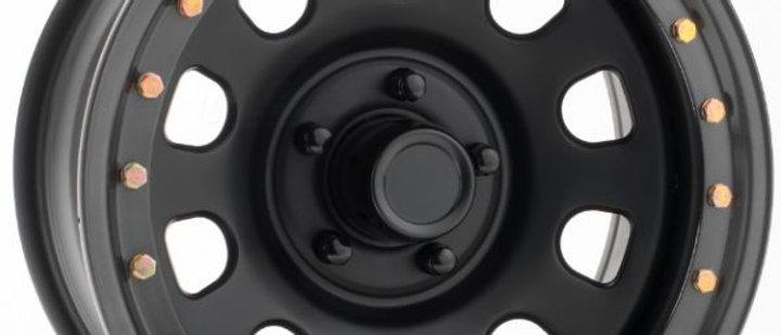 Goss Streetlock matt black Grey ring