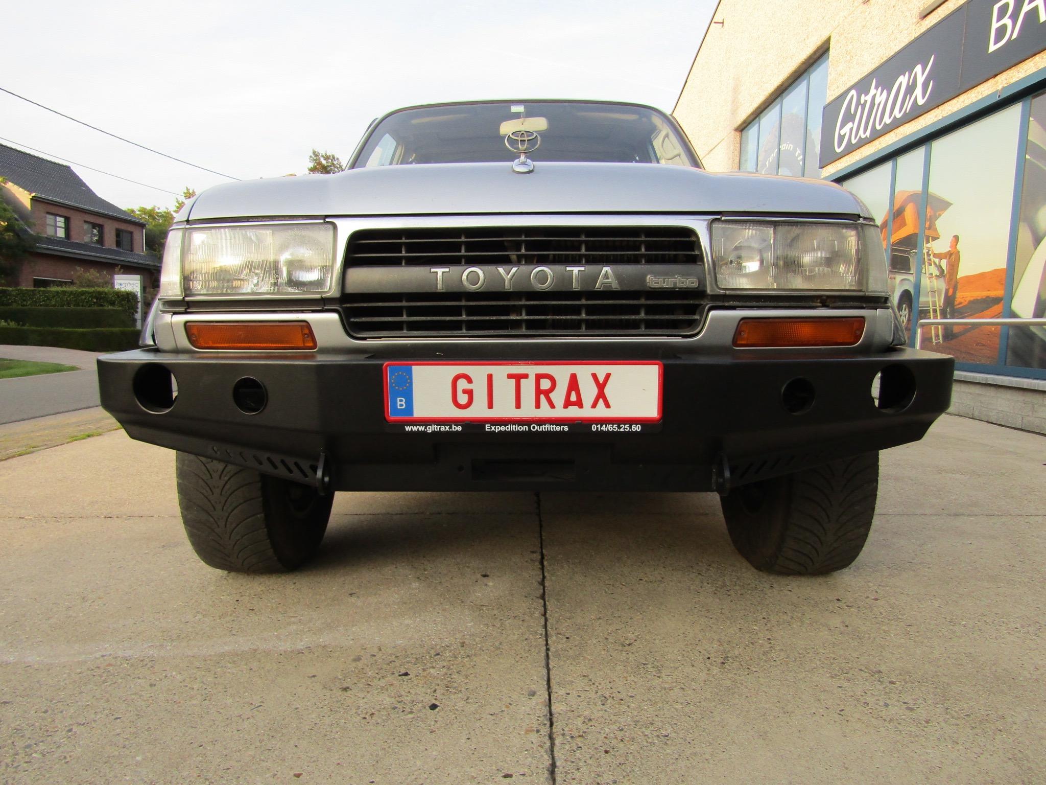 Toyota HDJ Gitrax