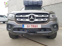 Gitrax Mercedes X-Class