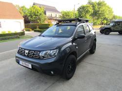 Dacia Duster Gitrax