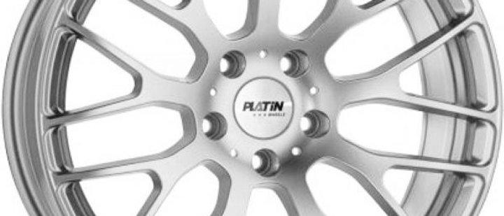 Platin P70 Silver / Matt Black / Black Polished