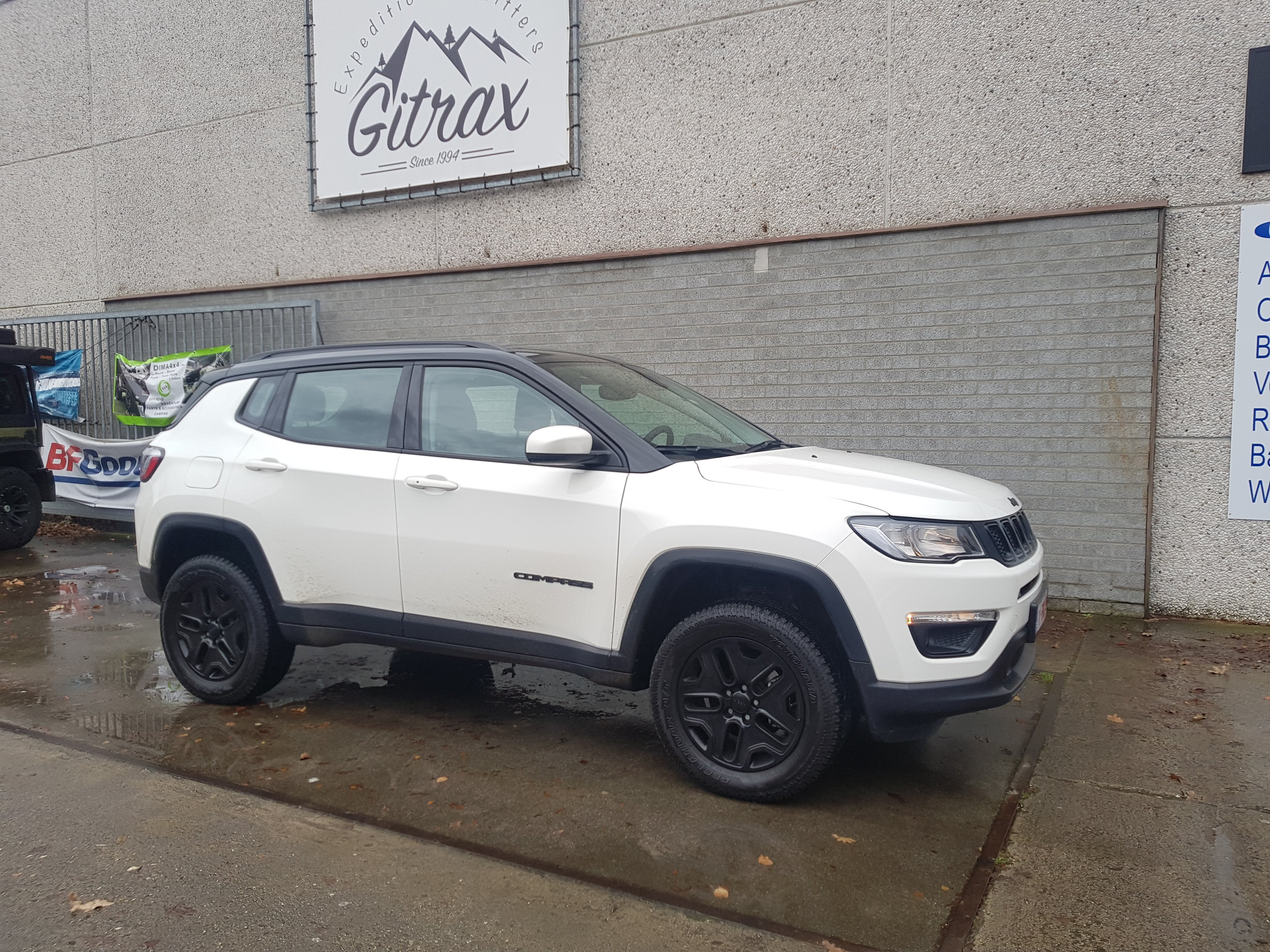 Jeep Compass Gitrax