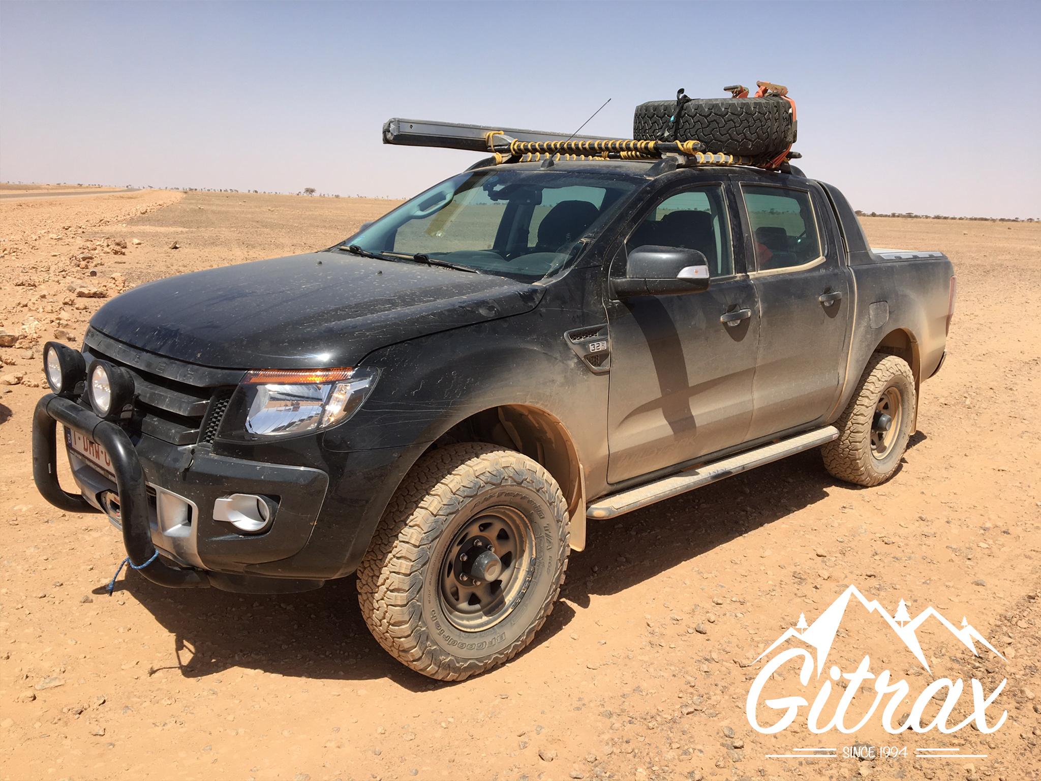 ford ranger gitrax 1