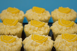 When Life Gives You Lemons Cupcakes