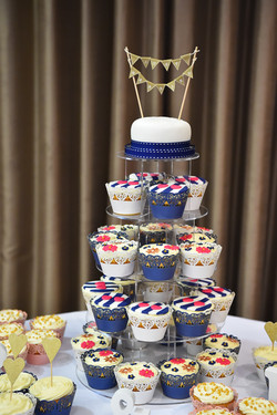 Nautical Themed Cake