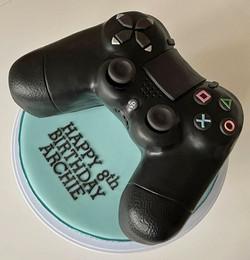 Games Controller Cake 2