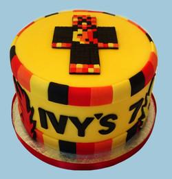 Preston Playz Cake