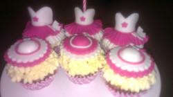 Dresses & Hats Cupcakes