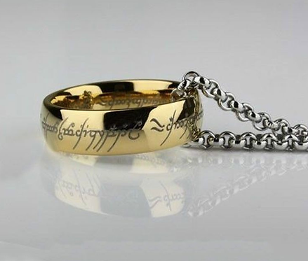 The One Ring / Saurons ring