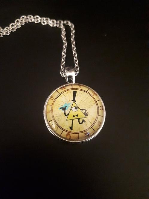 Gravity Falls - Bill Cipher smykke
