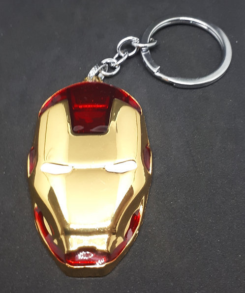 Iron Man nøkkelring