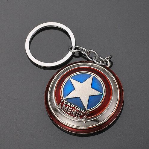 Captain America nøkkelring