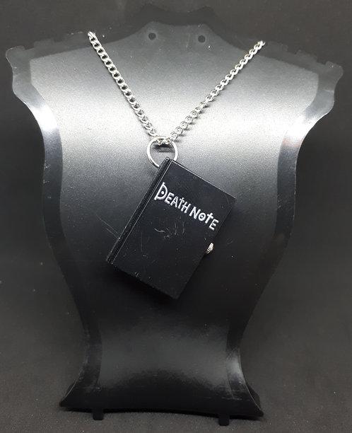 Death Note smykke med klokke