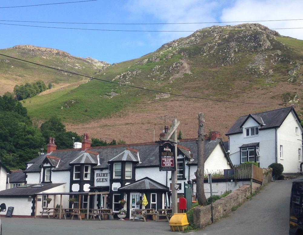 Fairy Glen village pub