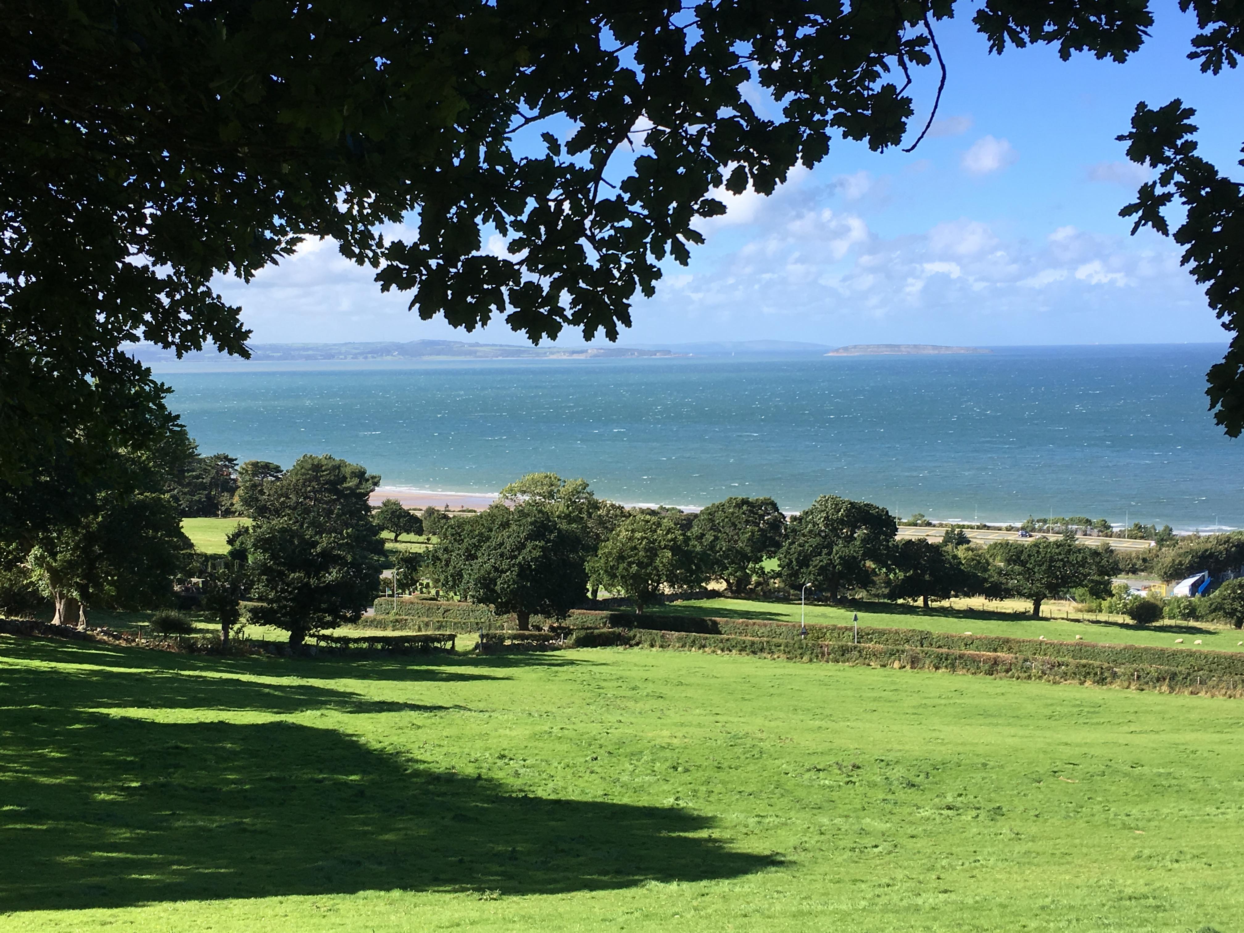 View from Trwyn yr Wylfa