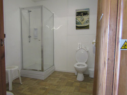 toilets at cefn cae