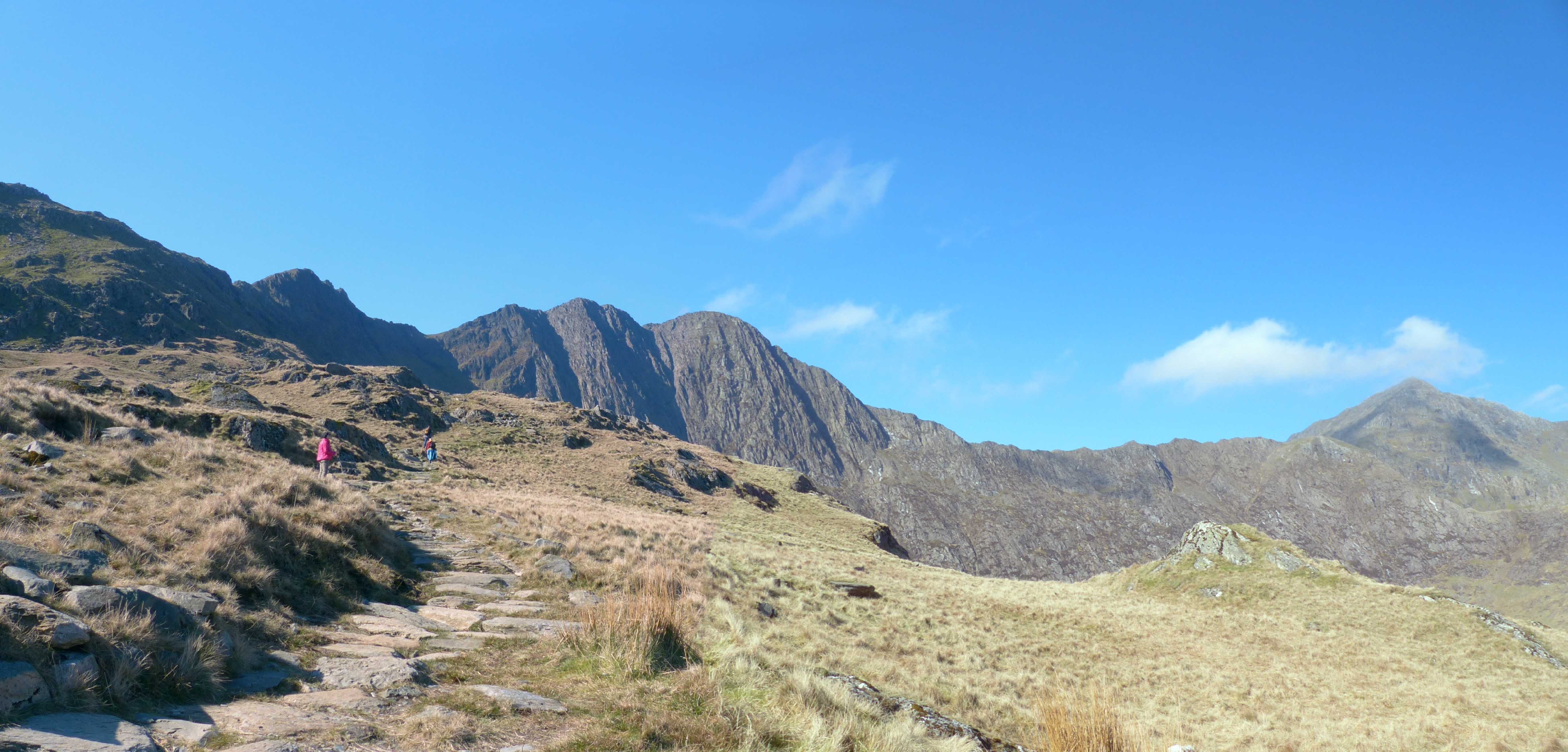 Y LLiwedd & Snowdon from the East.jpg