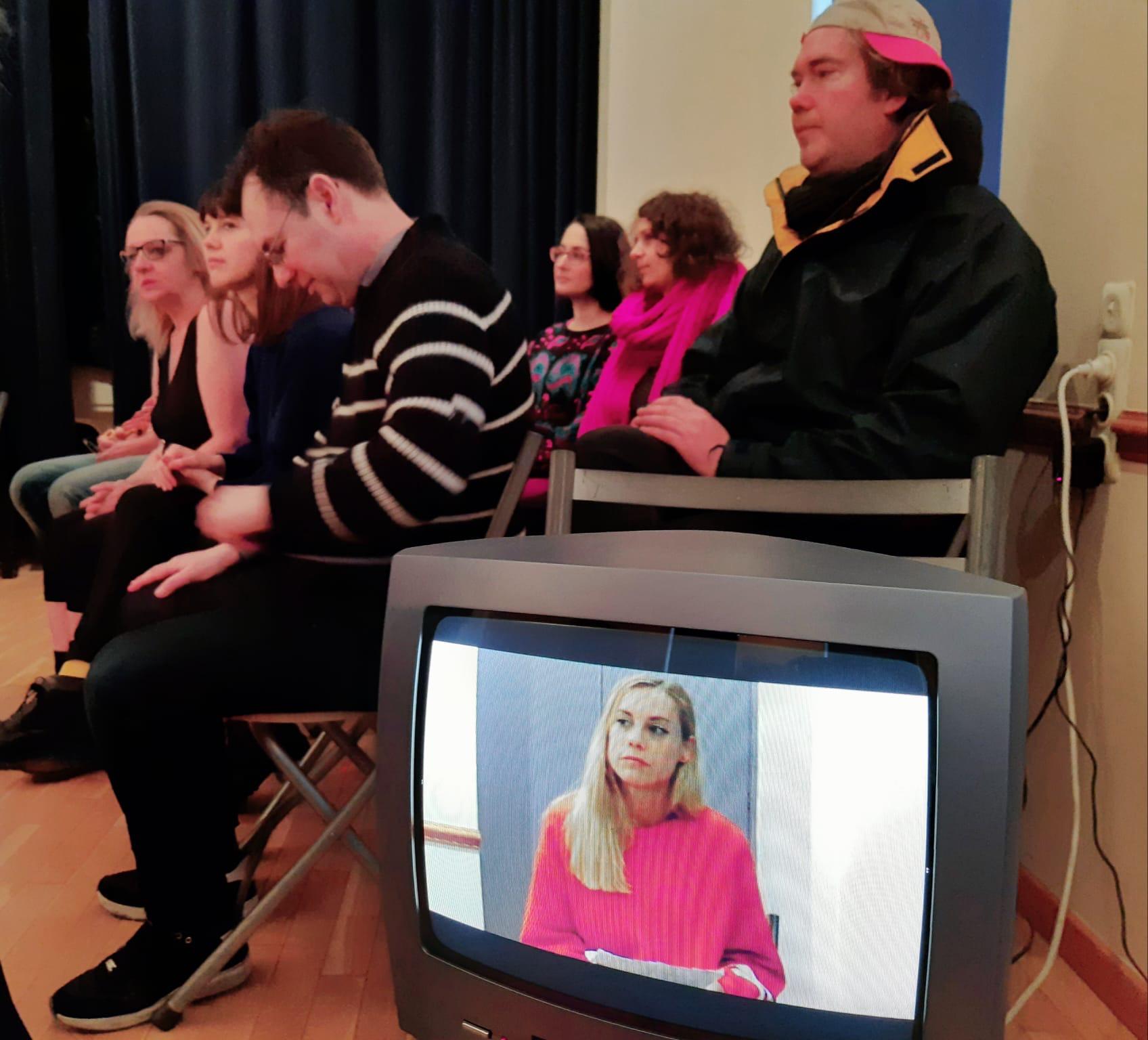 À PROPOS D'ARTAUD  (et autres interviews télévisées)