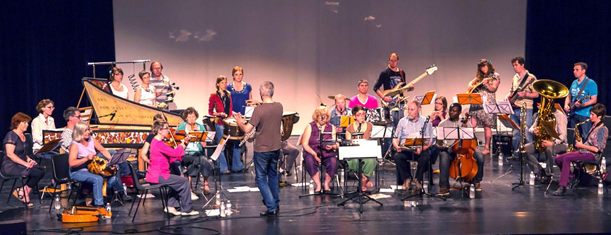 Mini Orchestre d'un jour