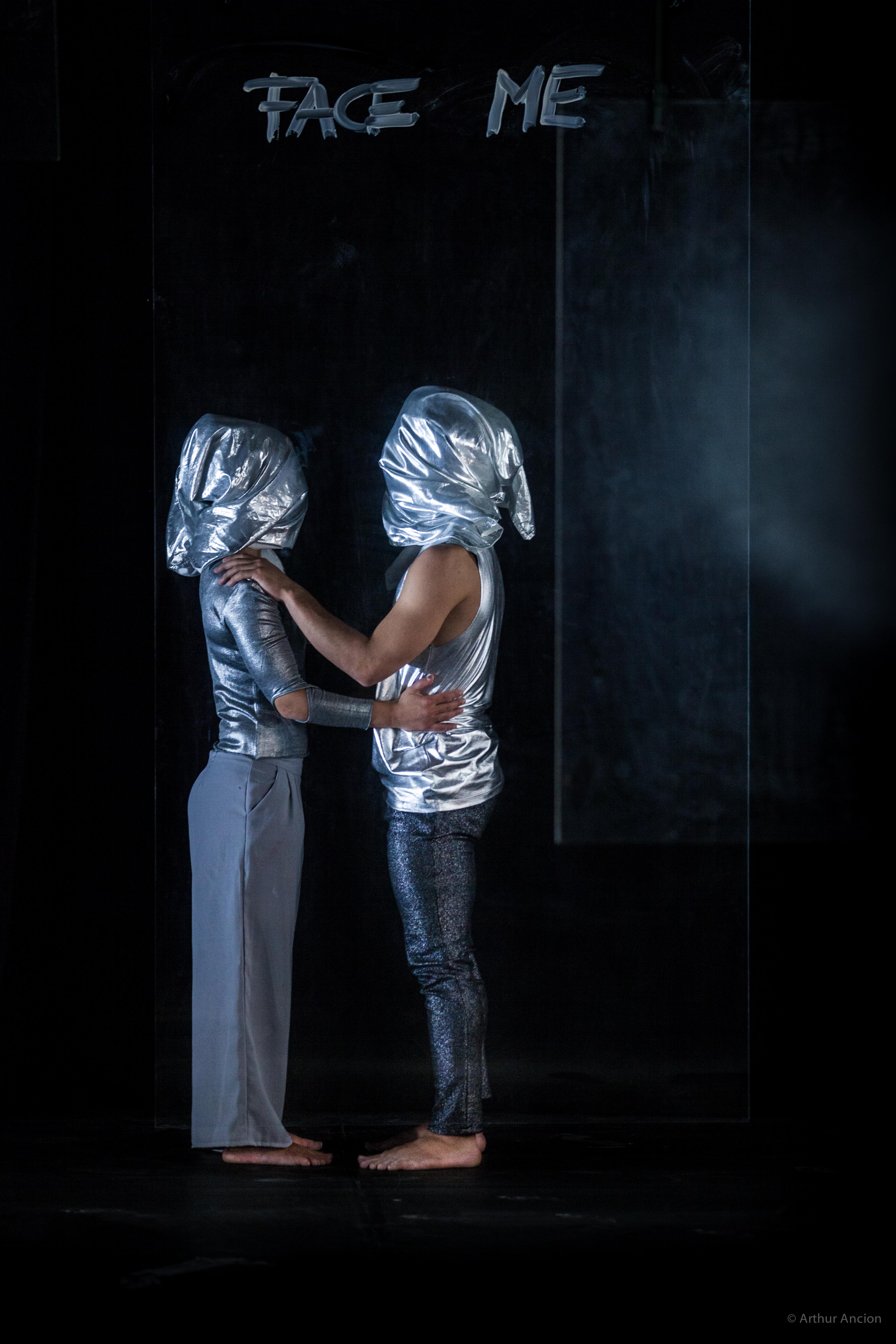 Spiegel im Spiegel