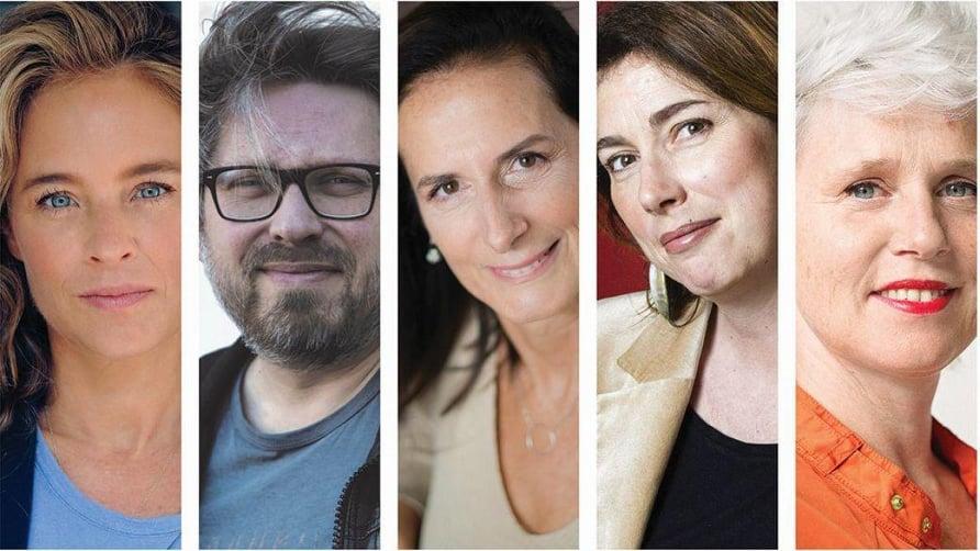 Finalistes Prix Victor Rossel 2019