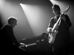 Concert Ivan Paduart & Patrick Deltenre duo Diederik Wissels Ana Rocha quartet