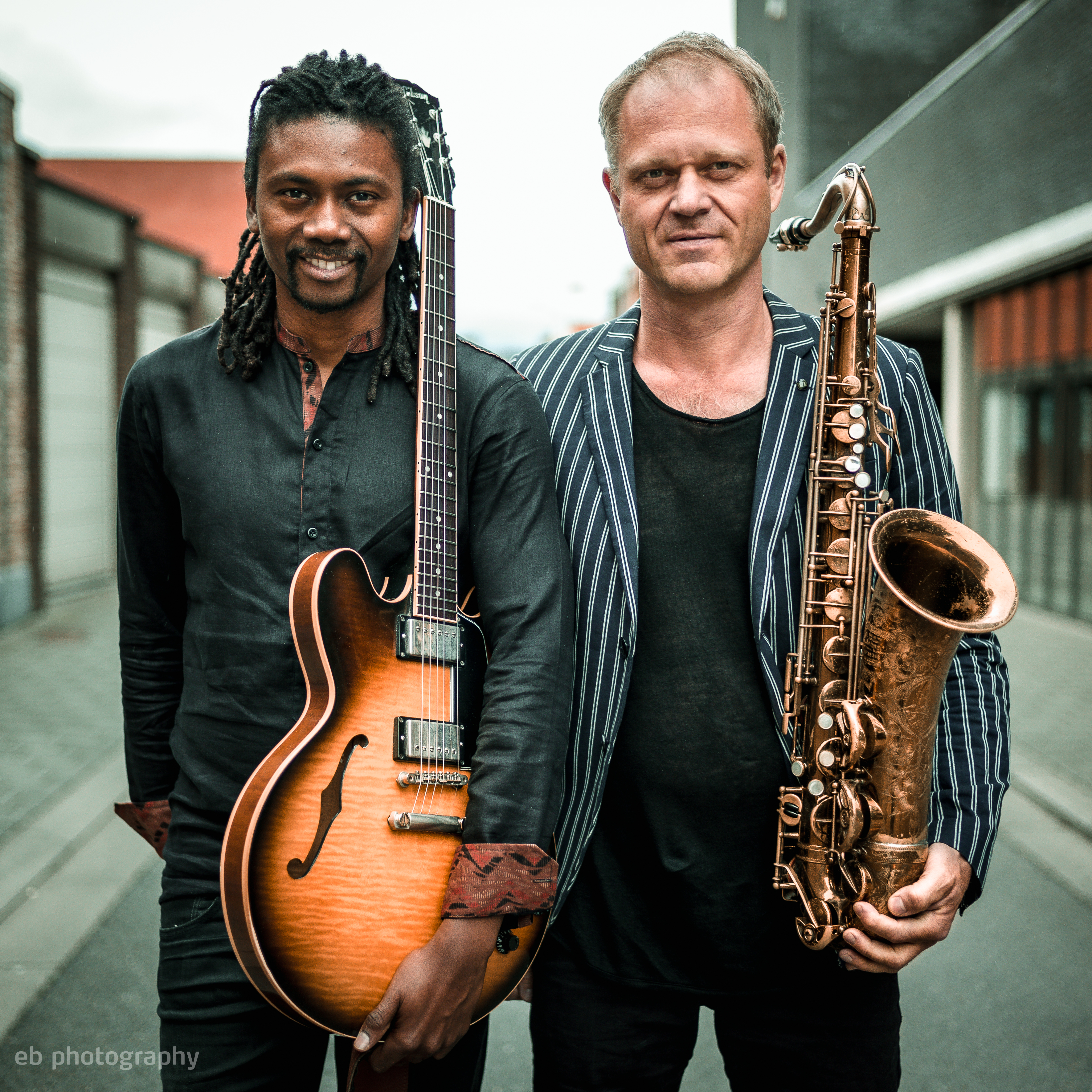 Toine Thys Trio & Hervé Samb
