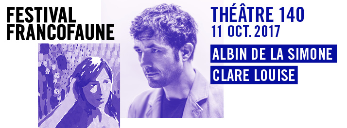 Albin de la Simone + Claire Louise