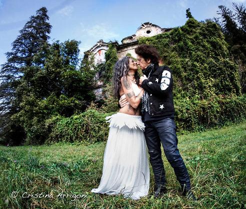 Robert and Cristina