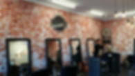 Custom Brickwork Theme for Cut To The Chase Salon
