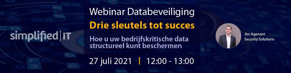 Live Seminar: Data Beveiliging