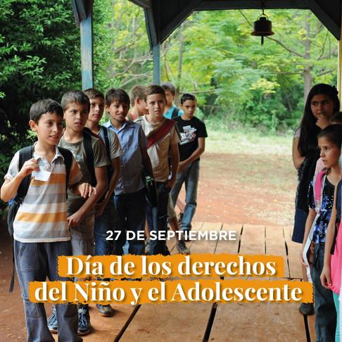 Día de los derechos del niño y del adolescente
