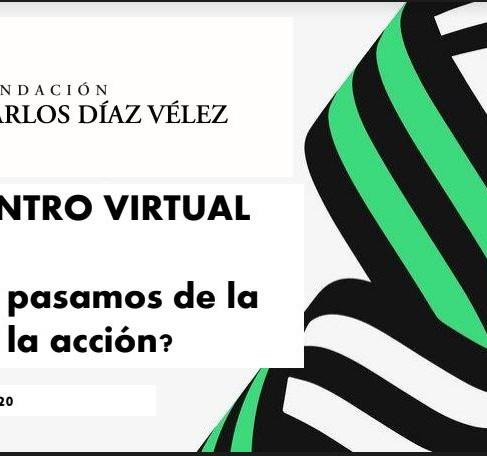 Encuentro Virtual de becarios