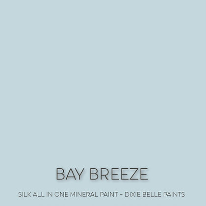 Dixie Belle Silk All-In-One Paint 16oz - Bay Breeze