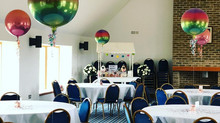 50th Party at St Ives Golf Club