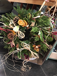 Wreath Making at Home Box