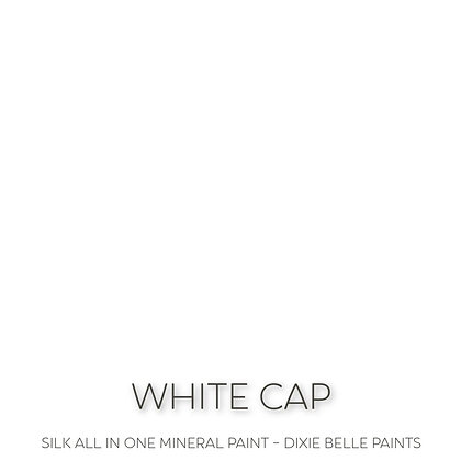 Dixie Belle Silk All-In-One Paint 16oz - Whitecap