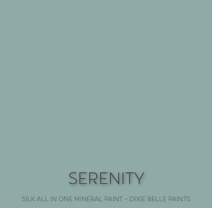 Dixie Belle Silk All-In-One Paint 16oz -Serenity