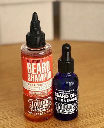 Beard Shampoo & Oil