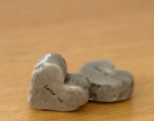 Love Us Stone Heart