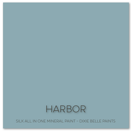 Dixie Belle Silk All-In-One Paint 16oz - Harbor